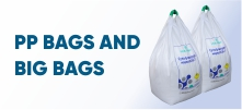 pp woven bags and big bags